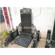 中国黑墓碑1