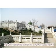 栏杆雕花 青石栏杆 白麻栏杆 各种栏杆批发