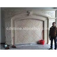 天然石材背景墙批发,石材背景墙