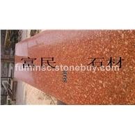 福建红光泽红石材富贵红花岗岩石材外墙干挂