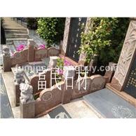 映山红墓碑石材四季红石材富贵红花岗岩成品包装