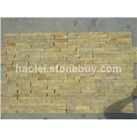 天然米黄色石灰石文化石