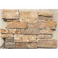 锈石英水泥侧粘文化石