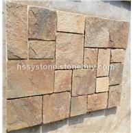锈石英方形自然石