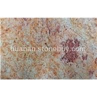 卡羅拉金-花崗巖石材、幕墻石材,工程板材、線條異形