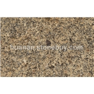 茉莉金麻-花岗岩石材、幕墙石材,工程板材、线条异形