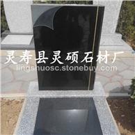 山西黑花岗岩 山西黑墓碑价格 山西黑墓碑产地