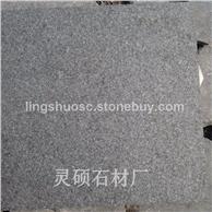 中国黑火烧面 中国黑石材荔枝面 中国黑花岗岩毛板