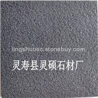 中国黑石材荔枝面图片