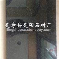 中国黑石材毛光板