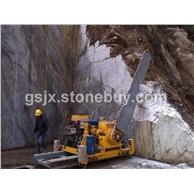 石材开采机械