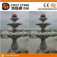 GAF421花岗岩喷泉雕刻