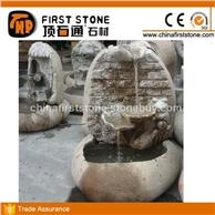 GAF423自然石流水石