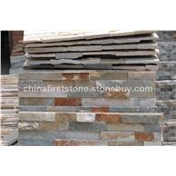 HS-014锈色板岩文化石