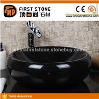 SINK 474M圆形大理石洗手盆