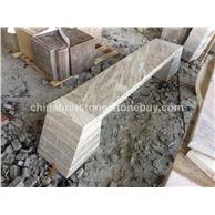 MCF274C草白玉梯形长凳