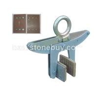 石材大板夹具,大板夹,板材吊具,花岗岩大理石板吊具夹具