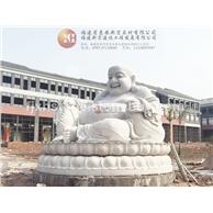 貴州石雕彌勒大佛坐像