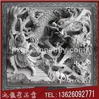 白麻浮雕 成语典故浮雕 梅兰竹菊浮雕