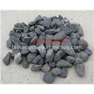 黑色机制河卵石