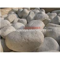 白色鹅卵石