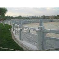 河道石栏杆  石雕栏杆 石护栏