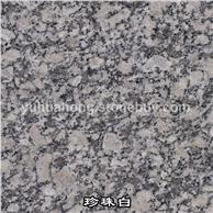 国内低价珍珠白花岗岩河南大白花石材专业生产厂家
