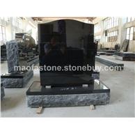 美式墓碑,美国墓碑,山西黑美国墓碑,山西黑墓碑生产厂家。