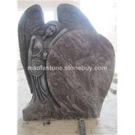 巴哈马蓝墓碑,巴哈马蓝欧式墓碑,欧式墓碑工厂。