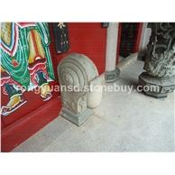 厂家供应寺庙石墩 青石石墩 仿古工艺雕刻