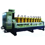 LMS-9-12树脂磨盘连续磨机、石材机械