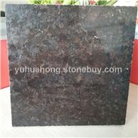 天然花岗岩 粗花棕色染板 国际标准板材 工厂直销