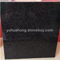 芝麻灰中国黑细花黑色染板 天然大理石 工厂专业染色处理厂家直销