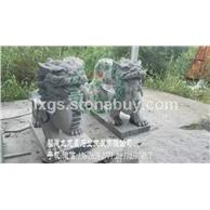 花岗岩石雕貔貅 石雕貔貅雕塑 瑞兽石雕貔貅