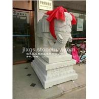 优质石雕大象 寺庙石雕大象 大象雕塑定制