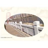 石雕护栏板 楼道 栏杆石材栏杆子溪河石雕栏杆