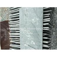 供应北京地区绿板岩蘑菇石