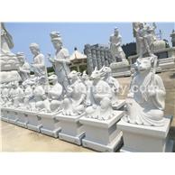 十二生肖雕像,动物雕刻,雕像,人物雕像