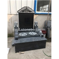 汉白玉墓碑、南阳红墓碑,中国黑墓碑、芝麻青墓碑,骨灰盒,加工定制各种花岗岩丧葬品