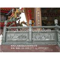 寺庙石栏杆 石材栏杆雕刻 大批量生产定做