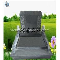 G654灰色墓碑