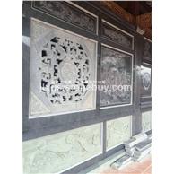 寺庙黑影雕 定做影雕 蒙古黑影雕雕刻