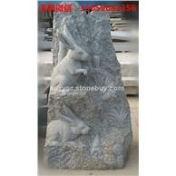 十二生肖雕像
