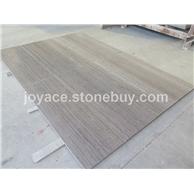 自有矿区和工厂 批发灰木纹薄板 61*30.5*1.0cm