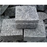 芝麻灰方块石
