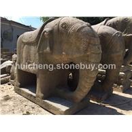 仿古石雕★大象