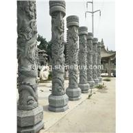九龙壁雕刻、寺庙山门、大殿盘龙柱、十八罗汉、四大天王、栏杆、浮雕御路、窗户