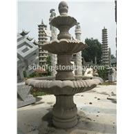 厂家花岗岩喷泉设计风水球广场喷泉