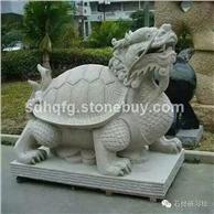 神兽赑屃霸下龟驮碑龙龟