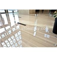 嘉岩石材承接白木纹工程订单